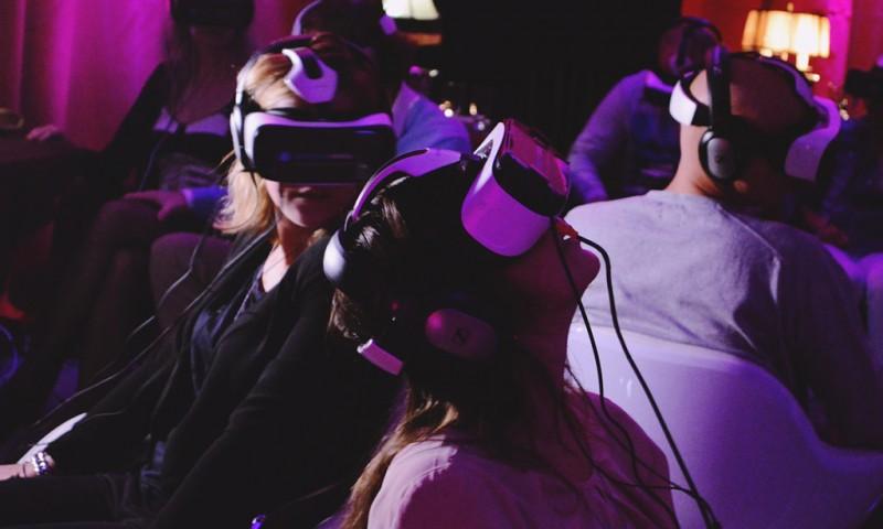 Novo Cinema de Realidade Virtual