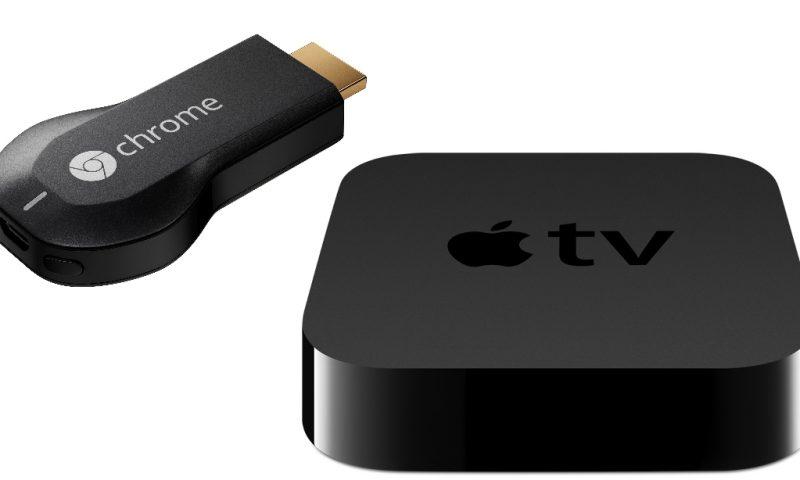 Google Chromecast e Apple TV – Comparação