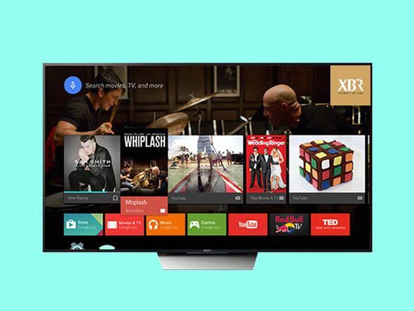 Smart TV Sony XBR X855D tem Resolução 4K e sistema Android