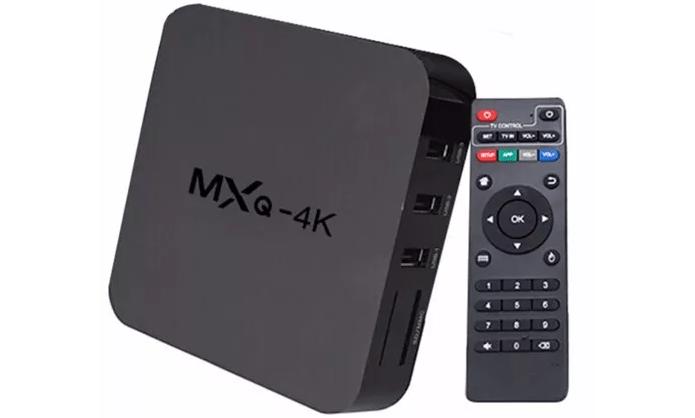 Android Box – Aparelho concorrente do Chromecast