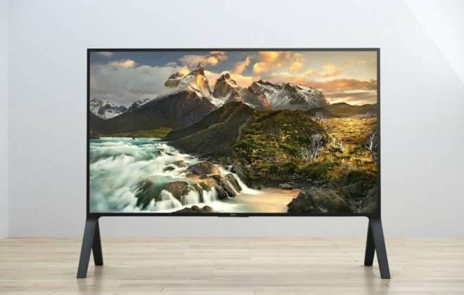 Sony lança TV de 100 polegadas no Brasil