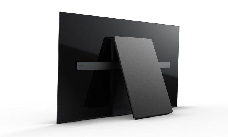 TV da Sony emite som pela tela