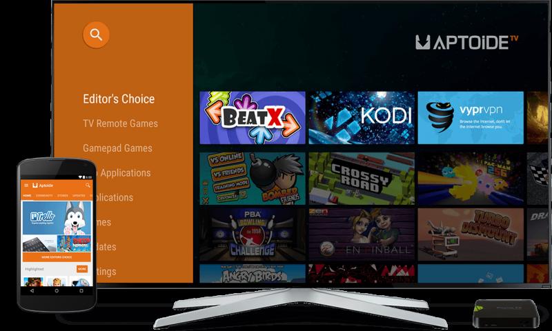 Aptoide para TV Android – Como Funciona e Como Instalar