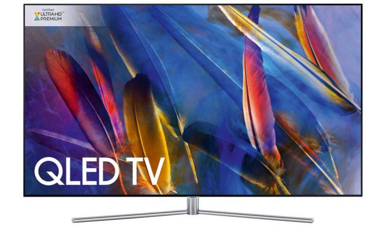 Samsung QLED TV 4K UHD – Especificações